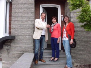 SVK levert 200ste woning af in Herk-de-Stad.